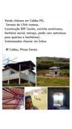 Chacara Caldas, Minas Gerais