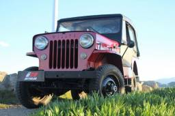 Jeep Willys Overland 1952