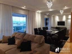 Apartamento à venda com 3 dormitórios em Jd. infante d. henrique, Bauru cod:5196
