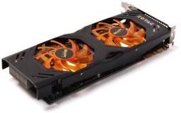 Placa de Vídeo Zotac GeForce Gx 770 2gb Usada e na caixa