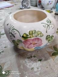 Abóbora em porcelana