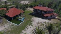 CS21= Vendo Imóvel Casa 700 m² Praia Guajiru Trairi Ceara Nordeste Brasil