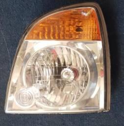 Farol Hyundai hr 2007 a 2012 seminovo genuíno