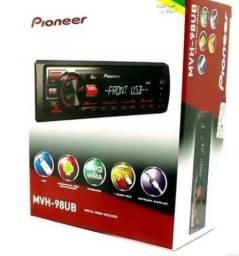 Rádio automotivo PIONEER. 250,00 negociável