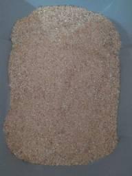Areia artesanal para gato. Bloqueia 100% o odor