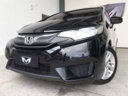Honda Fit 1.5 LX 16V 4P 2014/2015 Preto
