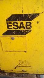 Máquina de solda Esab