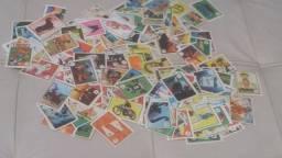 188 figurinhas album brasil color