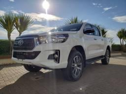 Hilux srv 2.8 diesel automatica 2020 0km