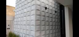 Revestimento de Cimento 3D