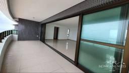 Vendo apartamento Fantástico com vista pro Mar em Areia Preta com 279m. 4 suites