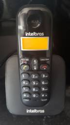 Telefone Sem Fio Intelbras TS 3110 preto Anápolis GO