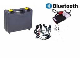 Delphi Autocom Scanner Ds150e + Kit 8cabos Carro + Maleta