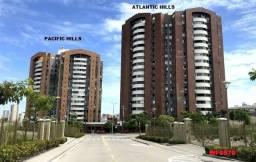 Pacific Hills, apartamento com vista mar, 3 quartos, 2 vagas de garagem, bairro Dunas