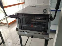 Forno refratário Progas PRP800kg Novo Frete Grátis