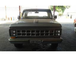 Ford f-100, ano 84, motor diesel