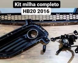 Kit milha HB20 2016