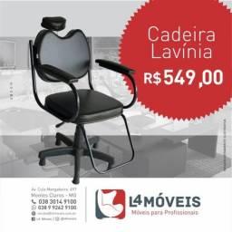 Cadeira / Poltrona Lavínia