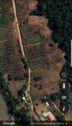 Vendo terreno para chácara ou sítio