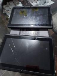 Tablet para retirada de peças