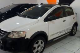 Crossfox 1.6 2010 flex/gnv. Entrada + 24.900 (valor financiado)