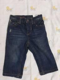 calça jeans Tommy