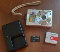 Câmera Digital Sony para peças ou consertar