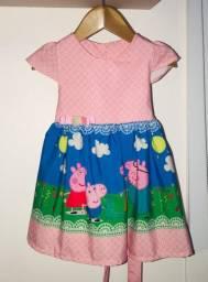 Vestido 1 ano R$ 70,00