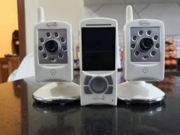 Babá eletrônica 2 câmeras