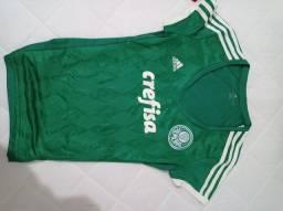 Camisas femininas Palmeiras