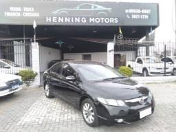 Civic LXL Aut. Top, Lindo carro, Ent.+ R$ 799,00 mensais, Consulte condições