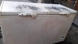 Fricon Freezer horizontal 2 portas dupla função