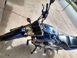Moto fazer 250 ano 2008
