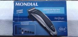 Máquina de cortar cabelo.