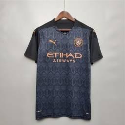 Camisa do Manchester City 2021
