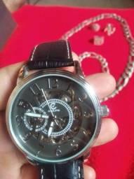 Relógio origina ecotime