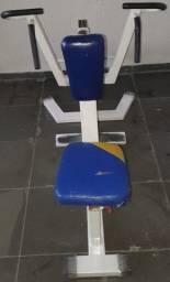Musculação Remada Sentada