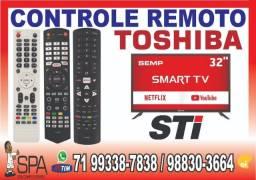 Controle Tv Semp Toshiba L49S4900FS Tecla Netflix