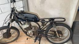 Rx 125 1980 para retirada de peças
