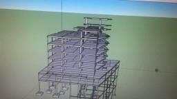 Projetos, construção, reforma - mestre em Eng. Civil freelancer
