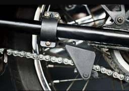 Esticador tensor de correntes de moto