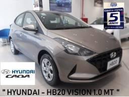 "Hyundai New HB20  Vision 1.0 MT Flex ""0 km"" 2021 - Roberto (2 1) 9 6 4 1 5 - 4 5 6 0"