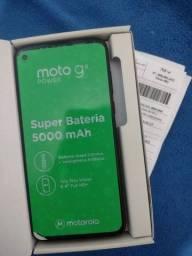Moto G8 Power 64GB Tela 6.4 FHD+ Som estéreo Bateria 5000mhA Novo