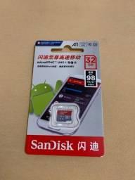 Sandisk Micro SD 32 GB Classe 10