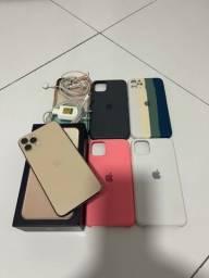 iPhone 11 Pro max 256 gigas (Aceito cartão)