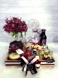 Presente de dia das mães? ( cesta de café da manhã, box de luxo...)