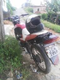 Título do anúncio: Moto 125 vareta pr rrolo * so nada conata