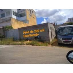 Terreno à venda, 200 m² por R$ 180.000 - Aribiri - Vila Velha/ES
