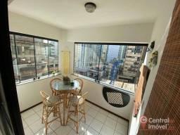 Apartamento com 2 dormitórios para alugar, 70 m² por R$ 2.750,00/mês - Centro - Balneário