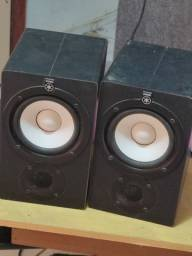 Monitor De Referência Estúdio Yamaha Hs 50